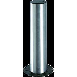 SCUDO GAS D220/500 INOX LUZ